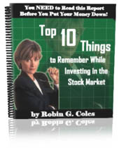Top Ten Things to Remember While Investing in the Stock Market